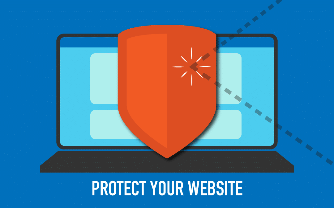 Protect website