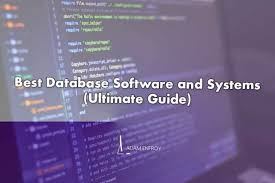 The-Best-Database-Software-of-2021
