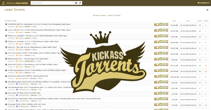 Kickass-torrents-site