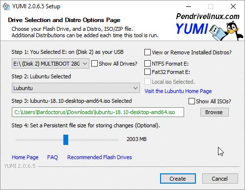 Using-Yumi