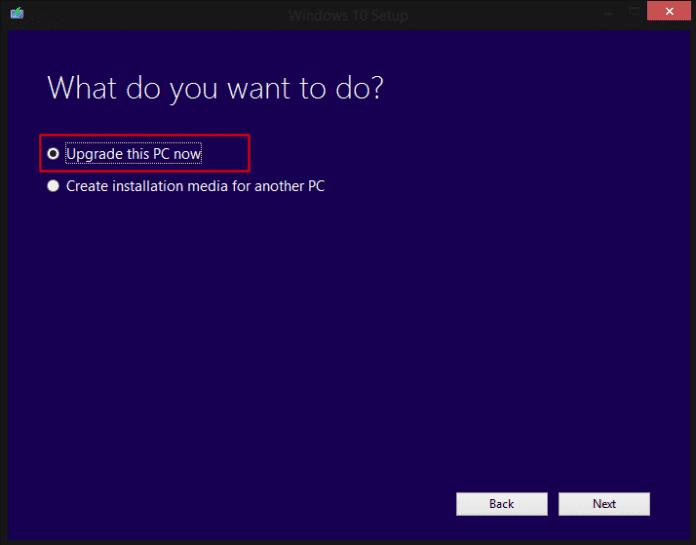 Windows-10-Installation