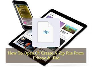 Create A Zip File