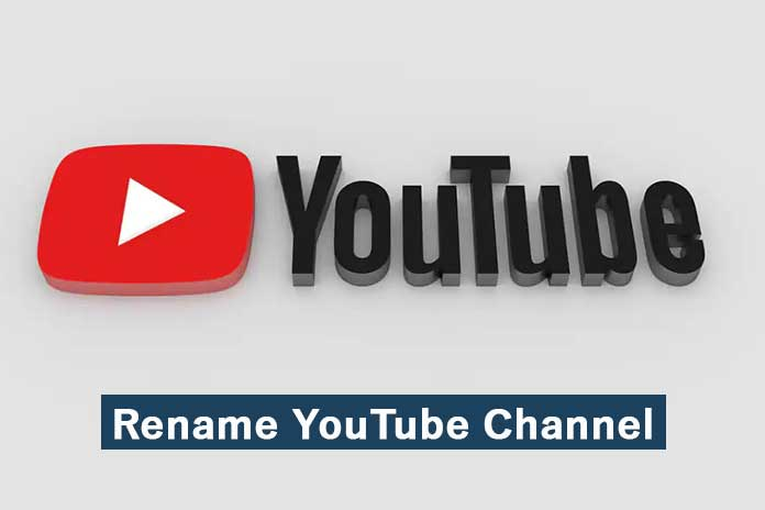 Rename-YouTube-Channel